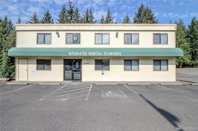 Olympia Commercial For Sale: 6604 Martin Wy E