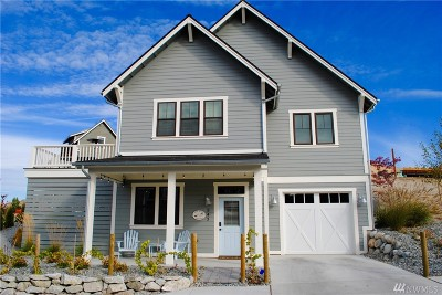 Chelan Single Family Home For Sale: 343 Porcupine Lane