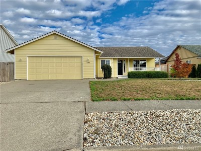 Lacey Single Family Home For Sale: 6302 61st Lp SE
