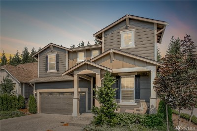 Bonney Lake Single Family Home For Sale: 11548 215th Ave E