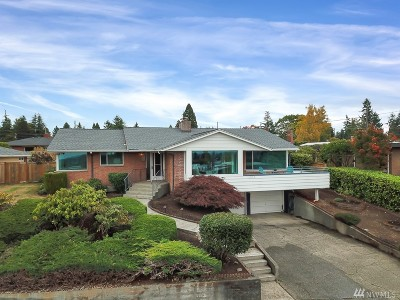 Tacoma Single Family Home For Sale: 1309 Bridgeview Dr