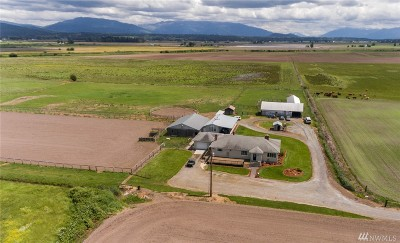 Skagit County Farm For Sale: 7127 Sullivan Lane
