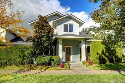 Kirkland Condo/Townhouse For Sale: 12310 NE 109th Wy