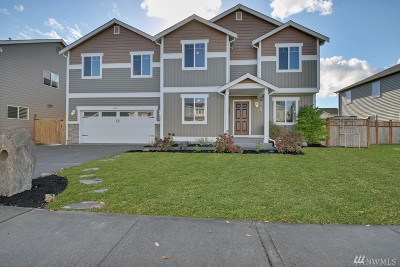 Orting Single Family Home For Sale: 1109 Sigafoos Ave NW