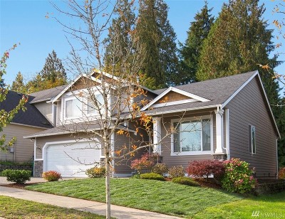 Snohomish Single Family Home For Sale: 11922 57th Dr SE