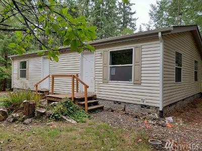 Mason County Single Family Home Sold: 481 E Twilight Wy