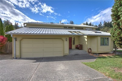 Redmond Single Family Home For Sale: 2025 178th Ave NE