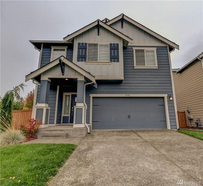 Lacey Single Family Home For Sale: 8808 Adonis Ct NE