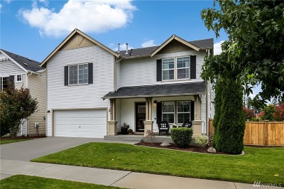 Tumwater Single Family Home For Sale: 2006 Pleasure Dr SE
