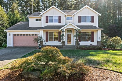 Port Orchard Single Family Home For Sale: 2244 SE Bandera Ct