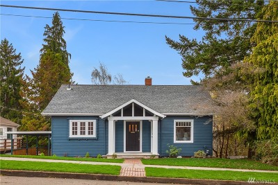Tacoma Single Family Home For Sale: 4308 N Verde St