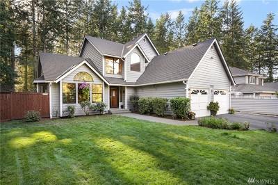 Port Orchard Single Family Home For Sale: 7929 Cabrini Dr SE