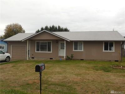 Napavine Single Family Home For Sale: 275 W Vine St