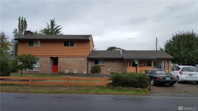 Centralia Single Family Home For Sale: 1016 Eshom Rd