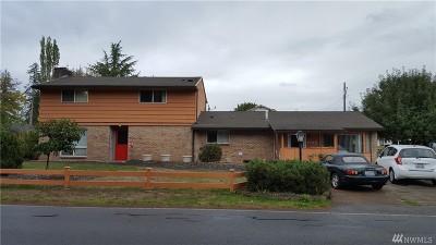 Centralia Single Family Home For Sale: 1016 Eshom Rd