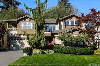 Single Family Home Sold: 17808 31st Dr SE