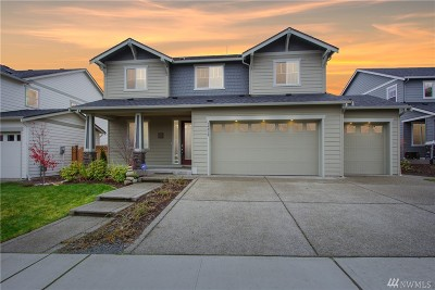 Bonney Lake Single Family Home For Sale: 14018 Parkview Dr E
