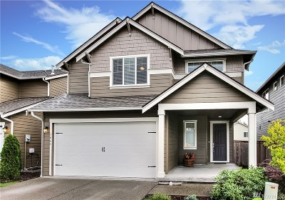 Lacey Single Family Home For Sale: 3064 Puget Meadow Lp NE