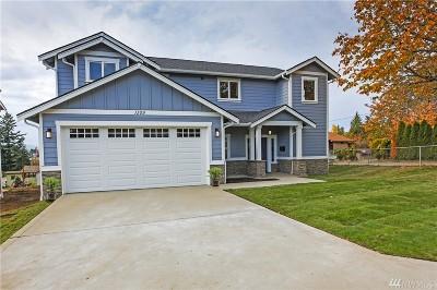 Bremerton Single Family Home Contingent: 1309 Pitt Ave