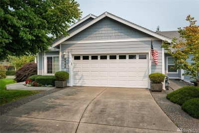 Bellingham Condo/Townhouse For Sale: 4654 Majestic Dr