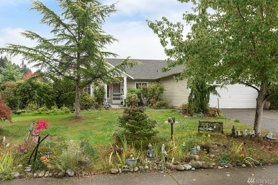 Graham WA Single Family Home For Sale: $289,950