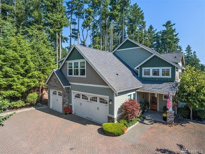 Gig Harbor Condo/Townhouse For Sale: 3217 Emerald Lane