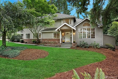 Woodinville Single Family Home For Sale: 15402 NE 176th Place