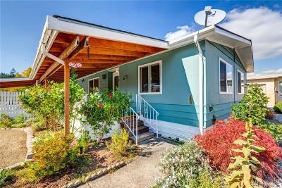 Bellingham Mobile Home Sold: 1200 Lincoln #419