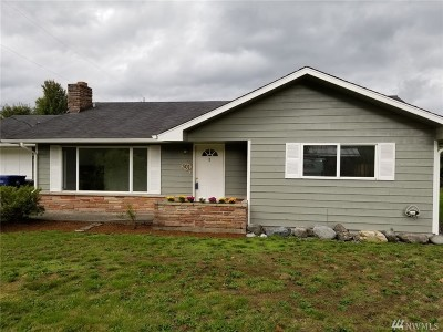 Gold Bar Single Family Home For Sale: 301 1st St
