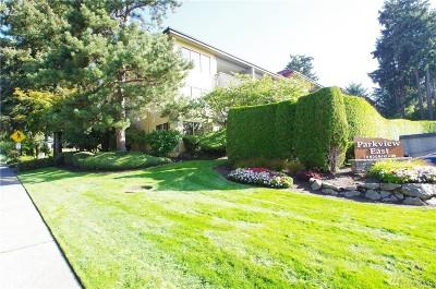 Kirkland Condo/Townhouse For Sale: 11642 100th Ave NE #106