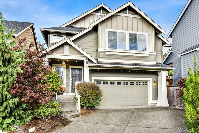 Bothell Single Family Home For Sale: 23033 35th Dr SE