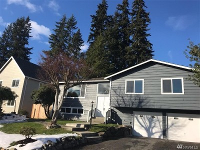 Lynnwood Single Family Home For Sale: 5303 172nd St SW