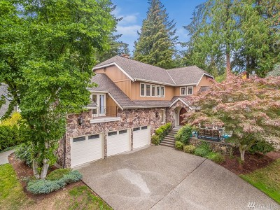 Woodinville Single Family Home For Sale: 13736 209th Ave NE