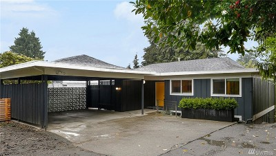 Shoreline Single Family Home For Sale: 19825 15th Ave NW