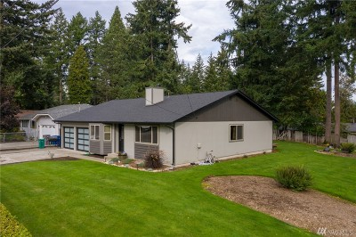 Federal Way Single Family Home For Sale: 36814 4th Ave SW