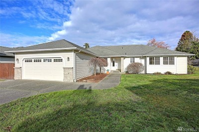 Snohomish County Single Family Home For Sale: 28413 84th Dr NW