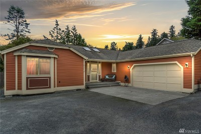 Anacortes, La Conner Single Family Home For Sale: 6156 Parkside Dr