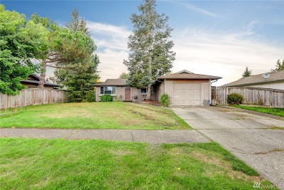 Enumclaw Single Family Home For Sale: 2990 Sun Mountain Dr