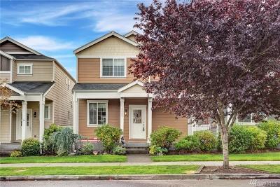 Lacey Single Family Home For Sale: 7535 Kodiak Ave NE