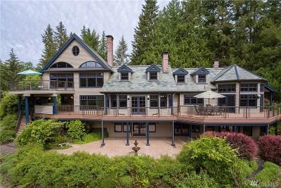 Tenino Single Family Home For Sale: 7405 Churchill Rd SE