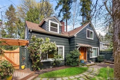 Bellevue Single Family Home For Sale: 16536 SE Newport Wy