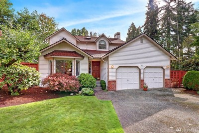 Bothell Single Family Home For Sale: 2424 182nd Place SE
