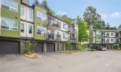 Federal Way Condo/Townhouse For Sale: 31500 33rd Place SW #H103