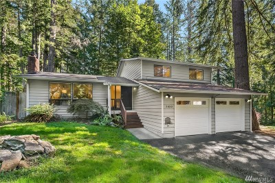 Sammamish Single Family Home For Sale: 3050 241st Ave SE