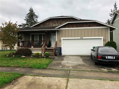 Burlington Single Family Home Sold: 1108 Homestead Dr