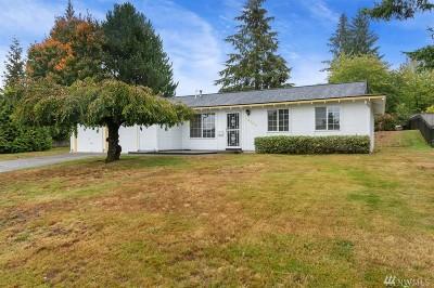Port Orchard Single Family Home For Sale: 2857 Greendale Dr SE