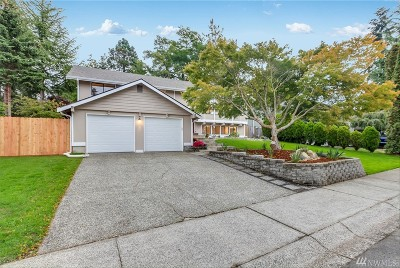 Bothell Single Family Home For Sale: 16911 25th Ave SE