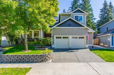 Auburn Single Family Home For Sale: 5810 Olive Ave SE