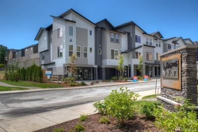 Lynnwood Single Family Home For Sale: 15720 Meadow (Cv#d3) Rd #1022