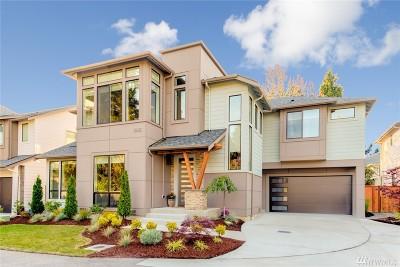 Renton Single Family Home For Sale: 2821 Garden Ave N